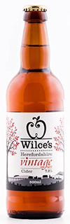Wilces Range of Premium Ciders